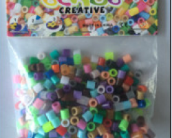 Assorted Colour Fuse Bead (BE12005)