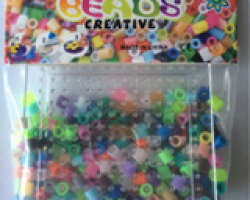 Fuse Beads with Square Pegboard (BE12003)