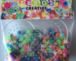 Fuse Beads with Heart Pegboard(BE12001)