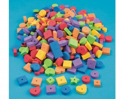 DIY Foam Beads (pack of 400) (BE1130)