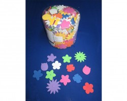 EVA Foam Flower Bucket 1/2 Lb Toys (AC884)